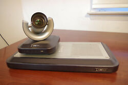 Lifesize Room 220 Model Lfz001 Camera 10x Hd Video Conferencing System Untested