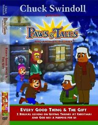 Paws And Tales The Animated Series And039every Good Thingand039 And And039the Giftand039.