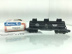 1172 American Flyer Southern Pacific 3 Dome Tank Car S Scale 2 Rail Lionel