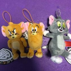 Tom And Jerry Plush Toy Set