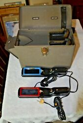 Vintage Wwii Us Army Minerallight Model Mineralight Ultraviolet