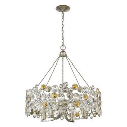Acclaim Lighting - Vitozzi 4-light Chandelier In Antique Style - 27.25 Inches