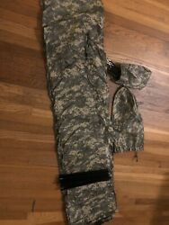 Us Army Military Usgi Orc Industries 1-man Improved Combat Shelter Acu Complete