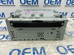 17 18 19 Ford Escape Radio Audio Cd Player Mp3 Receiver Gj5t-19c107-be Oem