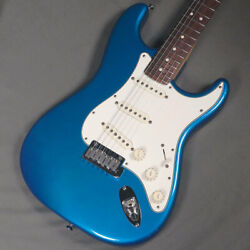 Fender Used American Stratocaster Chrome Bluemod Gg9hd