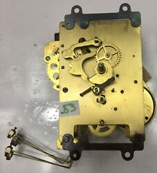 Electric Sessions Clock Movement Patent Number 1700506