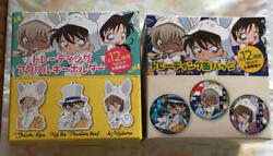 Detective Conan Newdays Akkey Can Badge Mouse Article