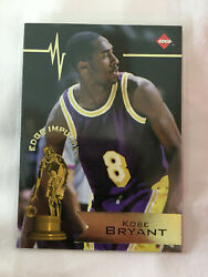 Kobe Bryant Rookie Collectors Edge Impulse 1997 Gold Lakers Rc Basketball Card