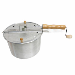 Whirley Pop Original Old Fashioned Popcorn Popper Stovetop Wabash Valley Farms