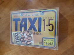 Taxi: The Complete Series DVD 2014 Free Shipping
