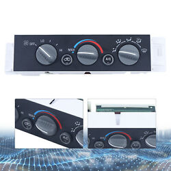 A/c Heater Climate Control Switch For Chevy Gmc C1500-c3500 K1500-k3500 Truck