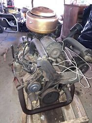 Ford V8 Flathead Motor Factory Automatic Transmission Power Steering 53 32 Offer