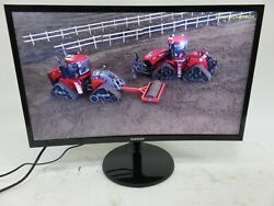 Samsung Cf390 Series 24 Inch Curved Led Monitor C24f390fhn