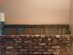 Britannica Great Books Of The Western World 1952 Complete Set Volumes 1-54