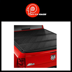 Bak Bakflip F1 Hard Folding Tonneau Cover For 2009-2019 Ram 6'4 Bed With Rambox
