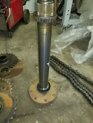 Bobcat 843 853 Axle With Hub 6569618 6578857 Was 6708489