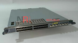 Ref Juniper Mpc5e-40g10g Mpc Line Card With 6x40ge + 24x10ge Ships Today 🚚