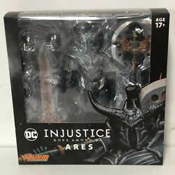 In Hand Storm Collectibles Dc Comics Injustice Wonder Woman God Among Us Ares