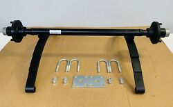 New 1000 Trailer Axle Kit- Axis 35 Hub Face Width Multi-use Small.