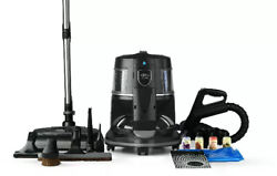 Rainbow E2 Black Best Vacuum Cleaner With New Accessories And Warranty 6 Years