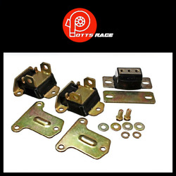 Energy Suspension For 68-73 Chevelle Camaro Engineandtransmision Mounts - 3.1122g