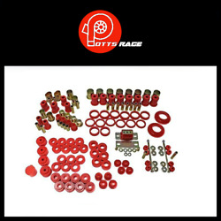 Energy Suspension For 1968-1972 Chevelle Monte Carlo El Camino Red Master System