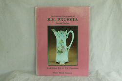 Vintage 1986 Hardback Book Collector's Enc. Rs Prussia 2nd Series Gaston Values