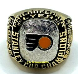 1975 Philadelphia Flyers Stanley Cup Champions Championship Ring Balfour Clarke