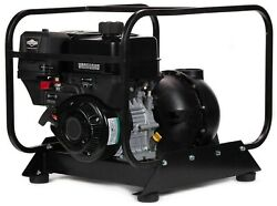 Commercial Trash Pump - 3 - 360 Gpm - Gas - 8 Hp - 78 Ft Head - 1.5 Solid