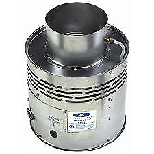 Field Controls Cas-6 Commercial Fan In A Drum For Gas Or Oil 450,000-