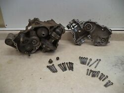 D Can Am Commander 1000 Transmission Tranny Gearbox 684786 - Fix Or Parts