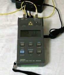 Normal Works Anristu Ms9020d/ms0905a/ma9723a Optical Power Meter Led Light