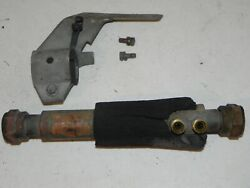 86-89 Mercedes-benz 560sl R107 A/c Fuel Line Cooler With Bracket And Hardware