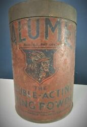 Calumet 5 Lb Baking Powder Absolutly Pure Made In Usa Tinthe Best We Have Seen