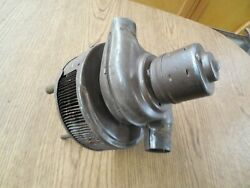 1940and039s -1950and039s Gm Cars 6v Delco Defrost/heater Motor Compact Size Street Rod