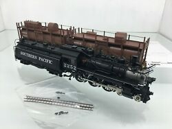 1235 Division Point Southern Pacific Fire Train 44 Of 50 Brass O Scale 2 Rail