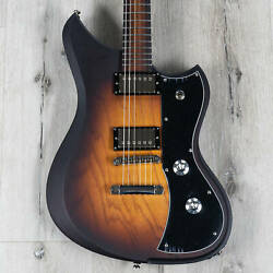 Dunable Yeti Guitar Tobacco Burst Grizzly Pickups