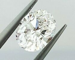 Fine Gia Certified Natural Oval Cut Diamond 1.02ct. M Si2 For Ring And Jewelry