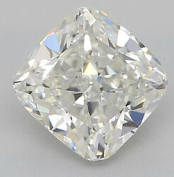Igi Certified Natural Diamond 1.00ct. H Si2 Cushion Cut For Fine Ring Or Jewelry