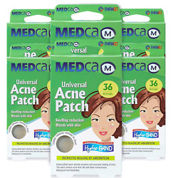 Acne Care Pimple Patch Absorbing Cover - Hydrocolloid Bandages 216 Count Two U