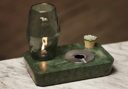 Seth Rogen House Plant Oil Lamp - Sold Out - Ready To Ship