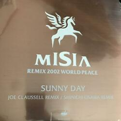 Misia Sunny Day S. Osawa Joeclaussell Including Postage