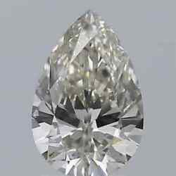 Cheap And Best Gia Certified Natural Loose Diamond 1.00ct. M Si1 Pear / Drop Shape