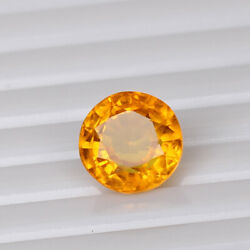 Copper Bearing Oregon Sunstone 4.70 Ct Flawless-for Jewelry Loose Gemstone