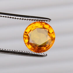 Copper Bearing Oregon Sunstone 6.80 Ct Flawless-for Jewelry Loose Gemstone