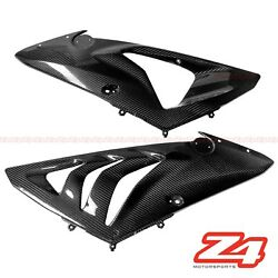 2013-2015 Bmw Hp4 Carbon Fiber Upper Side Mid Large Panel Cover Cowling Fairing