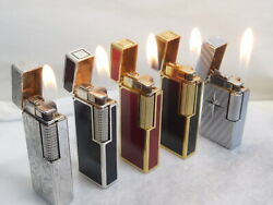 Lot Of 5 Maruman Gas Lighter All Movable Product
