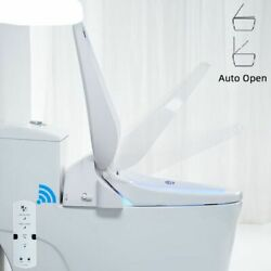 Auto Open Cover Electronic Bidet Cover Heating Wc Intelligent Toilet Seat Cover