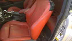 2014 428i Bmw Red Interior Coupe Sport M Front Seats Rear Seat All Door Panels