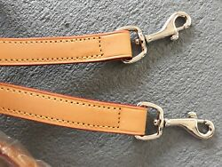 Dooney amp; Bourke Tan Leather Replacement strap 34.5quot; inch. NWOT $36.99